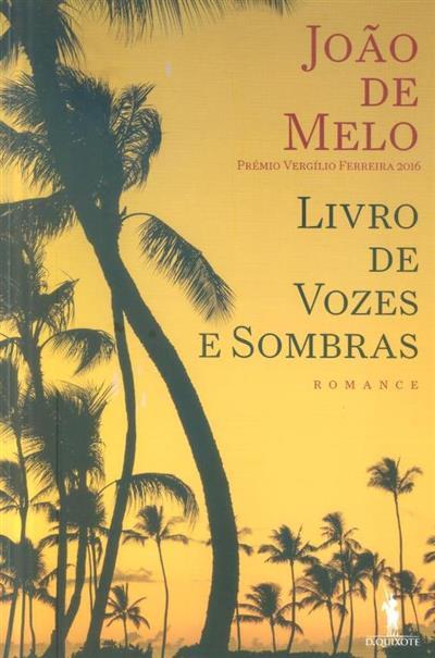 Livro de vozes e sombras (João de Melo)
