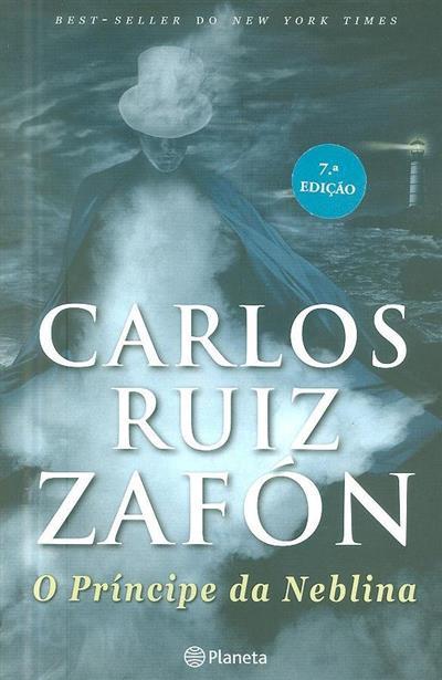 O príncipe da neblina (Carlos Ruiz Zafón)