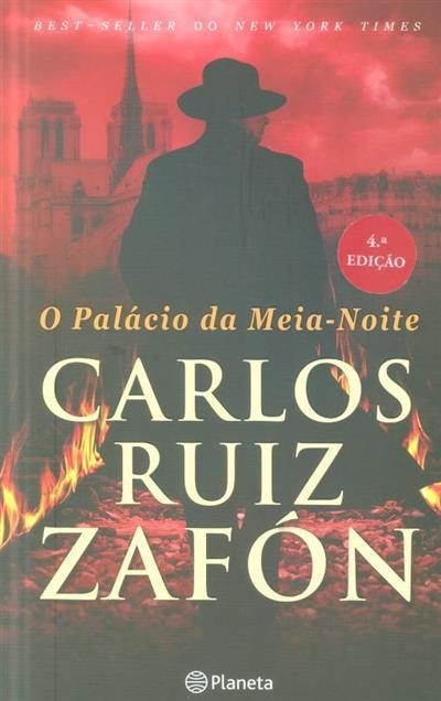 O palácio da meia-noite (Carlos Ruiz Zafón)