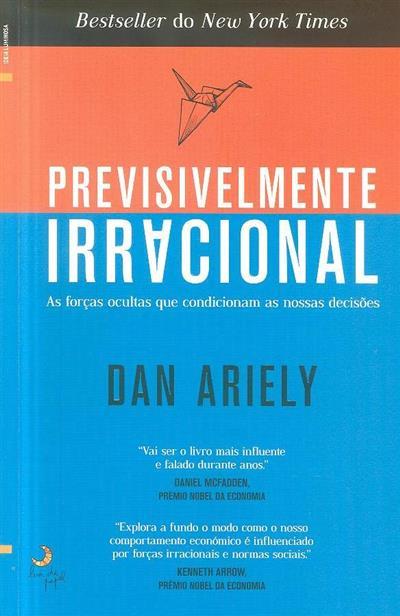 Previsivelmente irracional (Dan Ariely)
