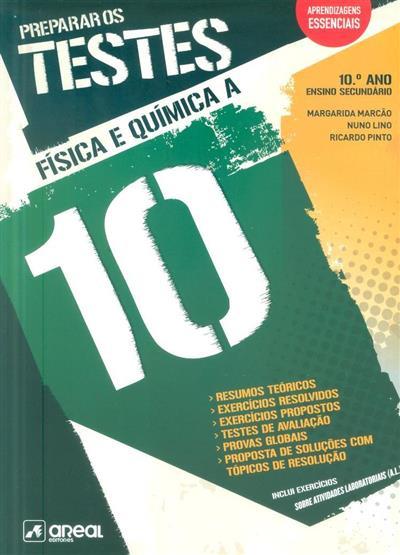 Preparar os testes (Margarida Marcão, Nuno Lino, Ricardo Pinto )