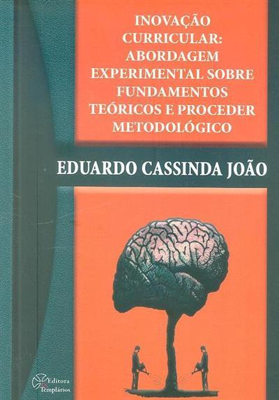 Inovação curricular (Eduardo Cassinda João)