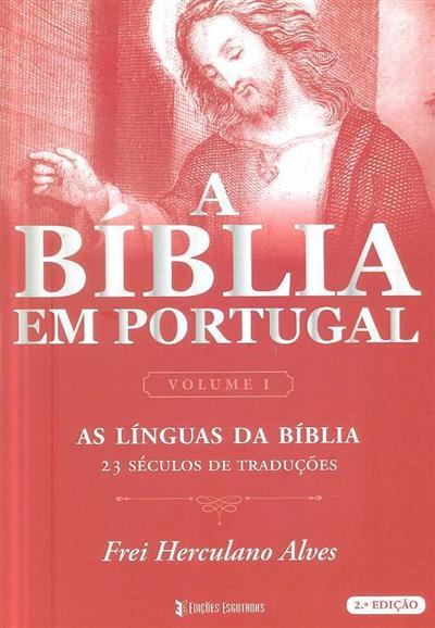 As línguas da Bíblia (Herculano Alves)