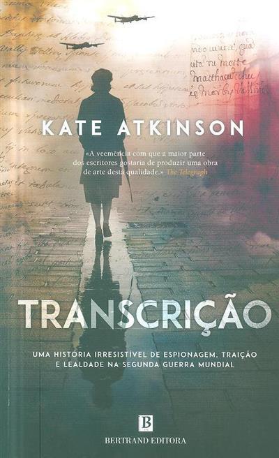 Transcrição (Kate Atkinson)