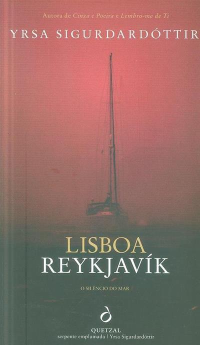 Lisboa Reykjavík (Yrsa Sigurdardóttir)