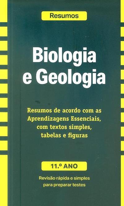 Biologia e geologia, 11º ano (La Salete Carvalho, António Varela)