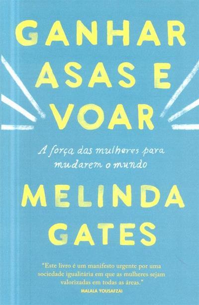 Ganhar asas e voar (Melinda Gates)