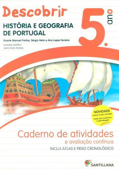 Descobrir (Duarte Manuel Freitas, Sérgio Neto, Ana Lopes Ferreira)