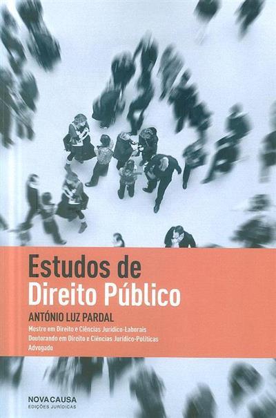 Estudos de direito público (António Luz Pardal)