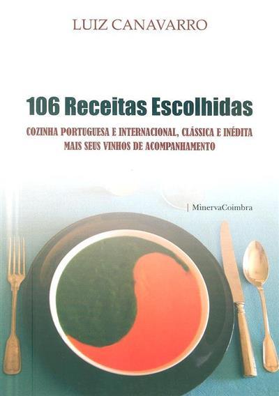 106 receitas escolhidas (Luiz Canavarro)