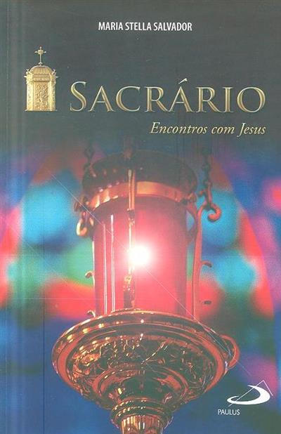 Sacrário (Maria Stella Salvador)