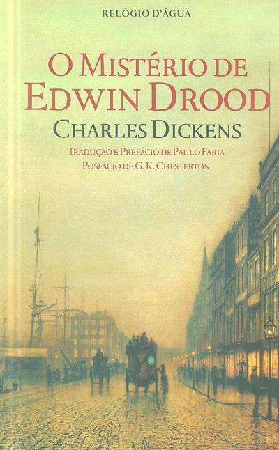 O mistério de Edwin Drood (Charles Dickens)