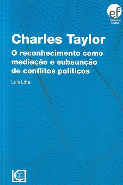 Charles Taylor (Luís Lóia)