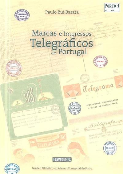 Marcas e impressos (Paulo Rui Barata)