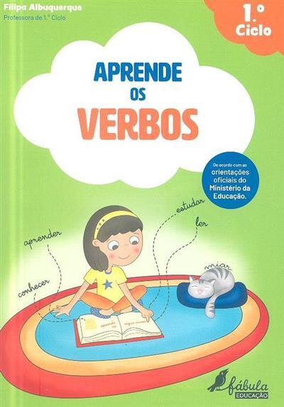 Aprende os verbos (Filipa Albuquerque)