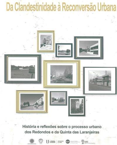 Da clandestinidade à reconversão urbana (coord. Marina Carreiras, Jorge Malheiros)
