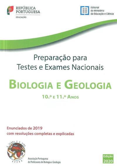 Preparação para testes e exames nacionais (Adão Mendes, Aires Alexandre, João Oliveira)