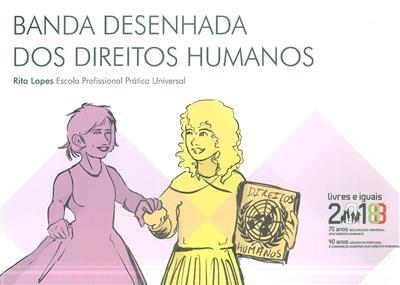Banda desenhada dos direitos humanos (Rita Lopes)