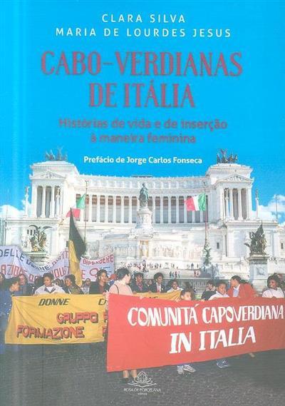 Cabo-Verdianas de Itália (Clara Silva, Maria de Lourdes Jesus)