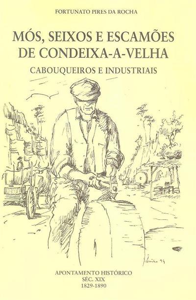 Mós, seixos e escamões de Condeixa-a-Velha (Fortunato Batista Pires da Rocha)
