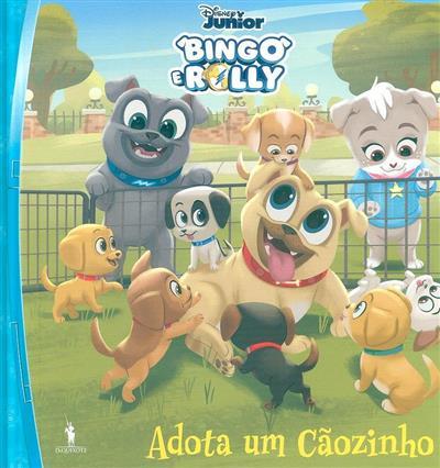 Adota um cãozinho (trad. Marta Nazaré)