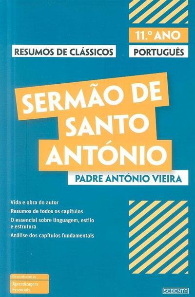 Sermão de Santo António de Padre António Vieira (Conceição Coelho, Fátima Santos)
