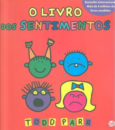 O livro dos sentimentos (Todd Parr)