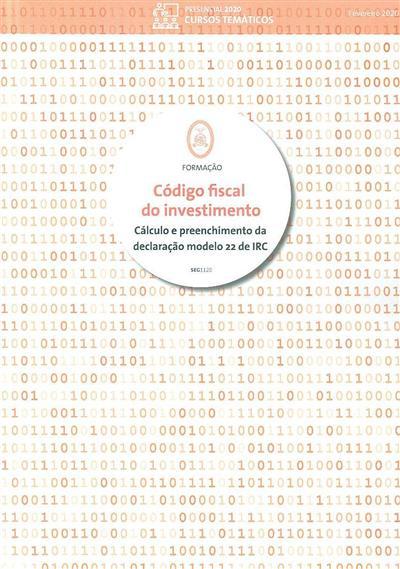 Código fiscal do investimento (Abílio Sousa)