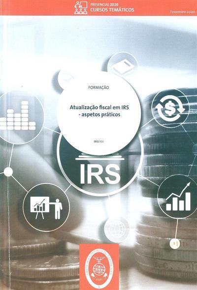 Atualização fiscal em IRS (Luis Filipe Esteves)