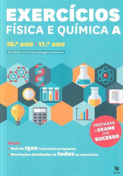 Exercícios física e química A (Ana Rita Pereira, André Pereira)