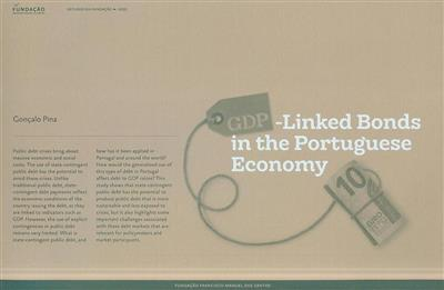 GDP-linked bonds in the Portuguese economy (Gonçalo Pina)