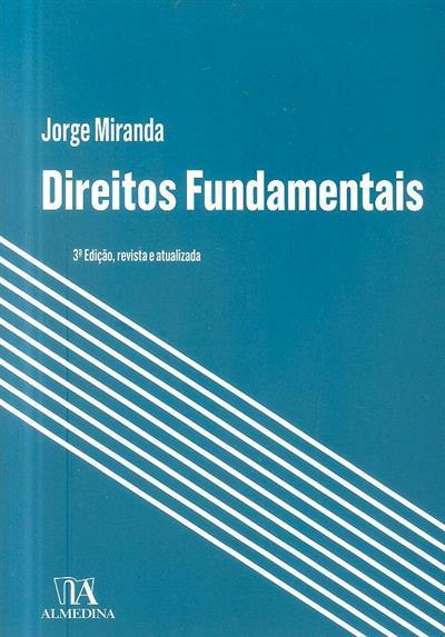 Direitos fundamentais (Jorge Miranda)