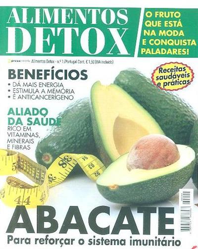 Alimentos detox (propr. Presspeople)