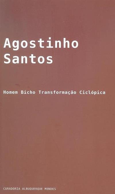 Agostinho Santos (curadoria Albuquerque Mendes)