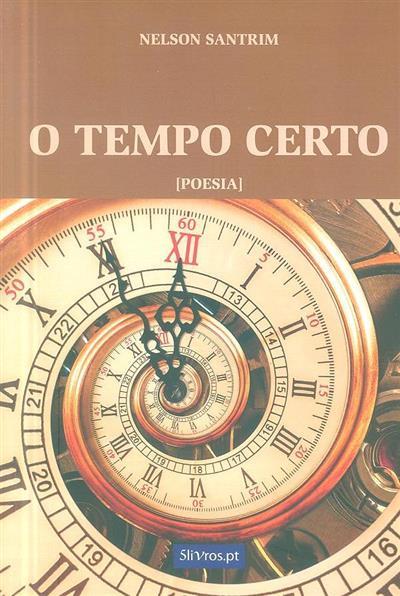 O tempo certo (Nelson Santrim)