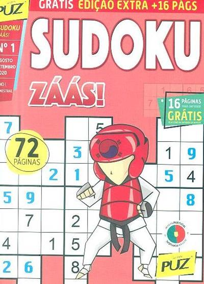 Sudoku záás! (propr. Okupámente)