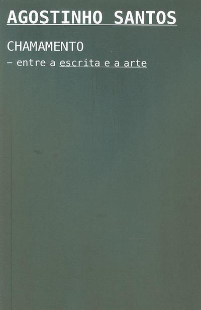 Agostinho Santos (textos Agostinho Santos)