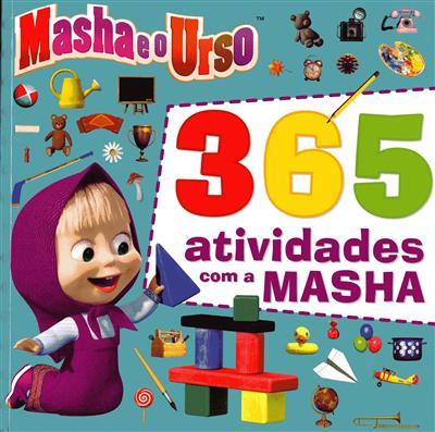 365 atividades com a Masha (Marion Janet)