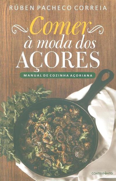 Comer à moda dos Açores (Rúben Pacheco Correia)