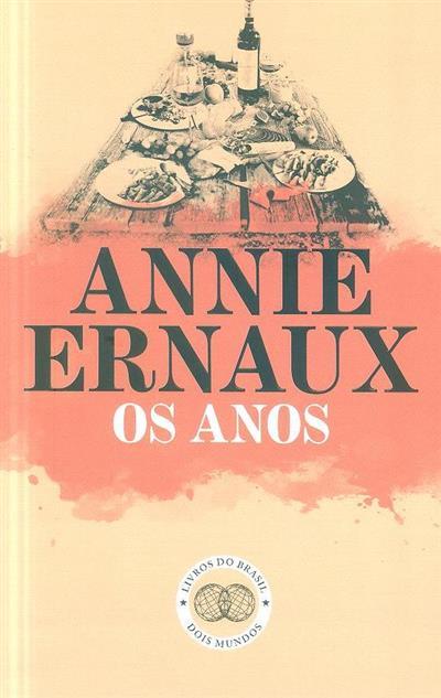 Os anos (Annie Ernaux)