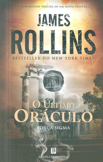 O último oráculo (James Rollins)