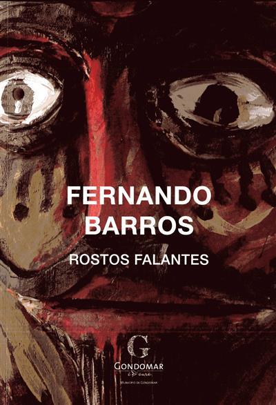 Fernando Barros, rostos falantes (Luís Filipe de Araújo, Agostinho Santos)