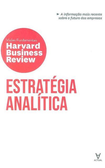 Estratégia analítica (Hugo Bowne-Anderson... [et al.])