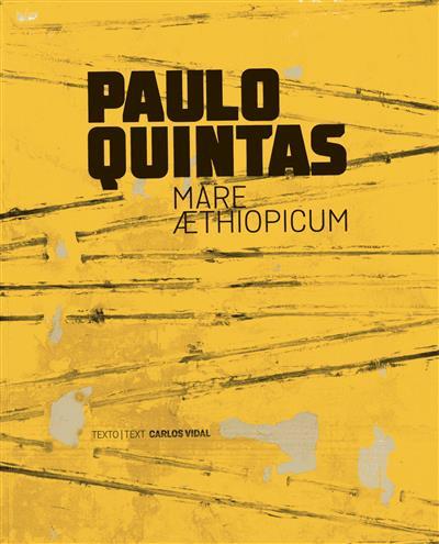Paulo Quintas, mare aethiopicum (texto Carlos Vidal)