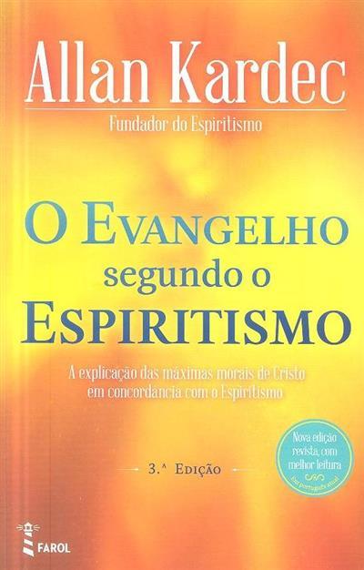 O Evangelho segundo o espiritismo (Allan Kardec)