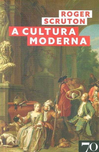Cultura moderna (Roger Scruton)