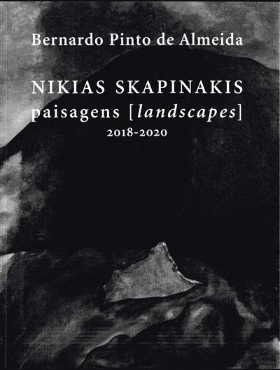 Nikias Skapinakis, paisagens, 2018-2020 (Bernardo Pinto de Almeida)