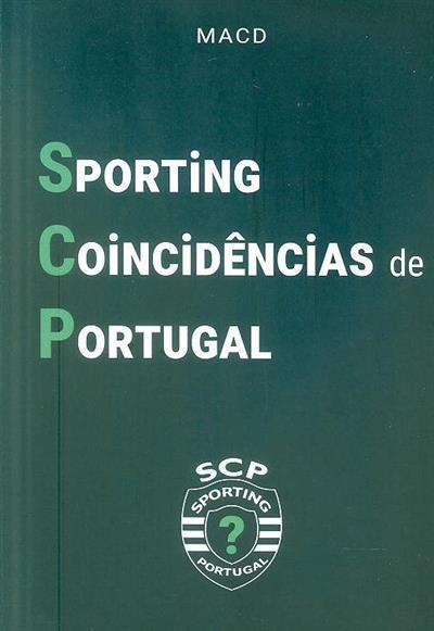 Sporting coincidências de Portugal (MACD)