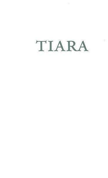 Tiara (curadoria Catarina Silva)