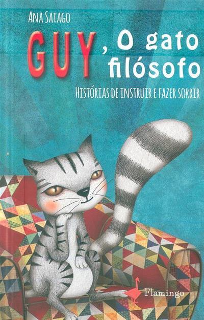 Guy, o gato filósofo (Ana Saiago)